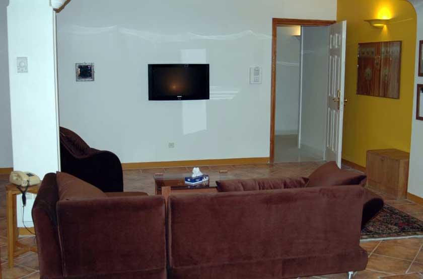 تصاویر هتل آپارتمان چهل پنجره