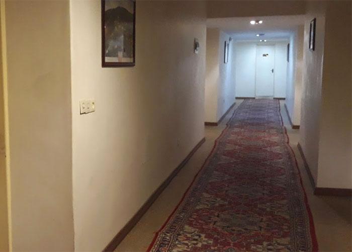 روهرو هتل جهانگردی جلفا