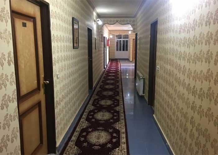 راهرو هتل کبیر سرعین