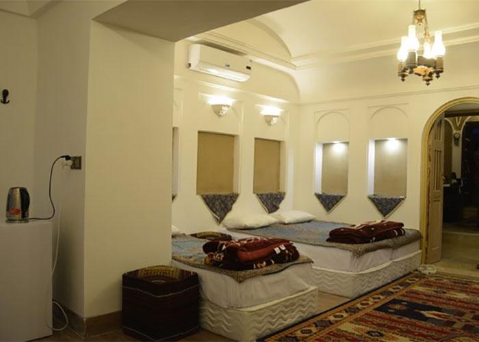 سه تخته هتل سنتی خوان دو حد یزد