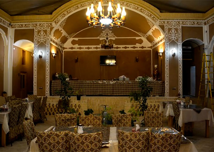 رستوران هتل سنتی خوان دو حد یزد