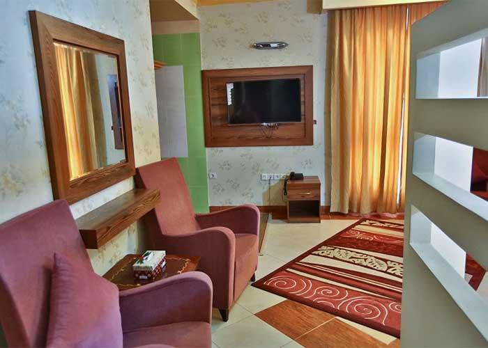 هتل کانیار علی آباد کتول