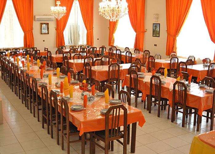 رستوران هتل کاروان یزد