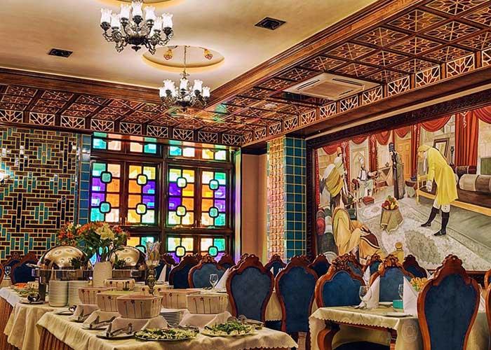رستوران هتل کریم خان شیراز