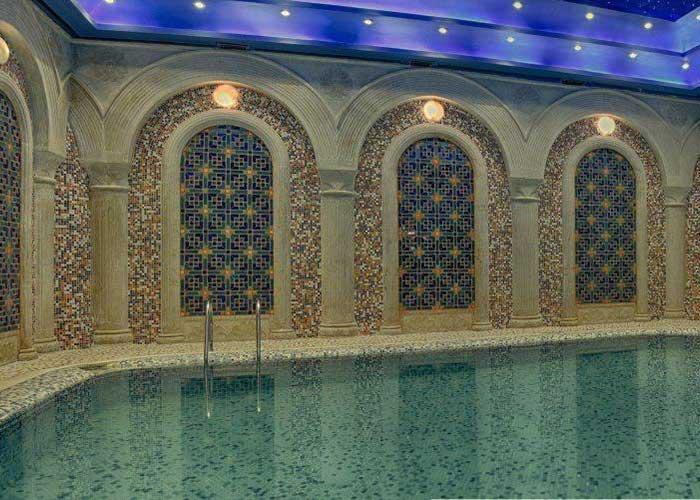 استخر هتل کریم خان شیراز