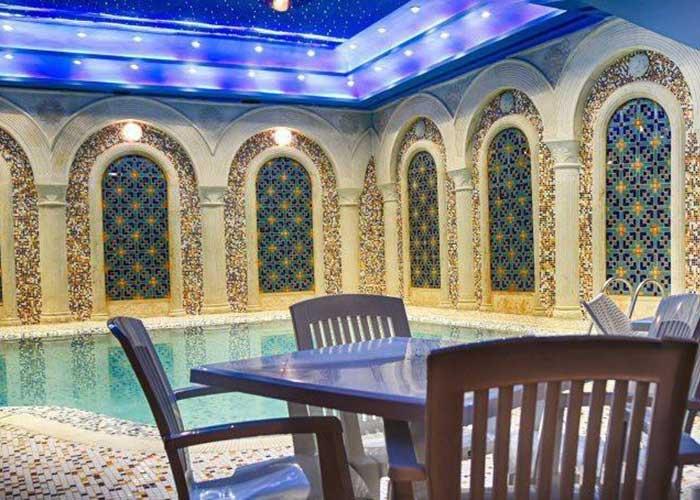 استخر هتل کریم خان