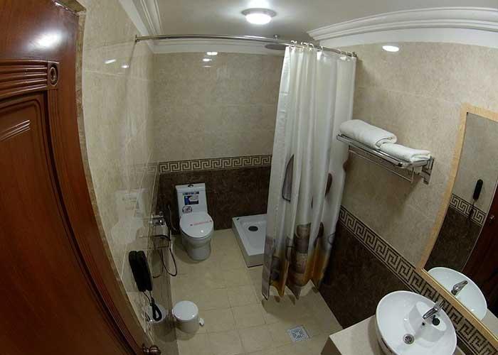 عکس اتاق هتل کارون تهران