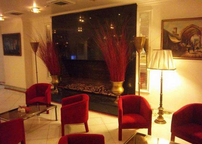 لابی هتل کارون تهران