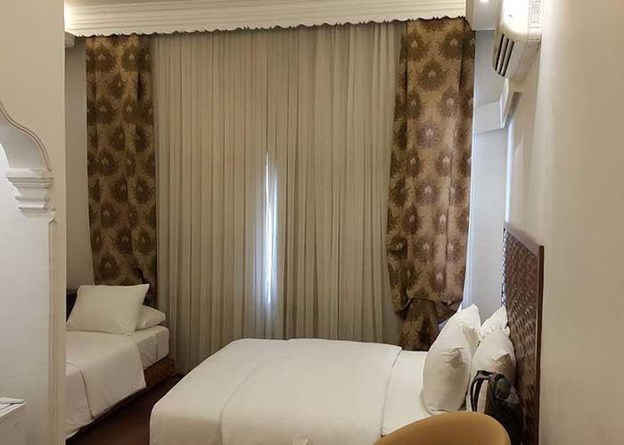 تصاویر اتاق هتل کارون