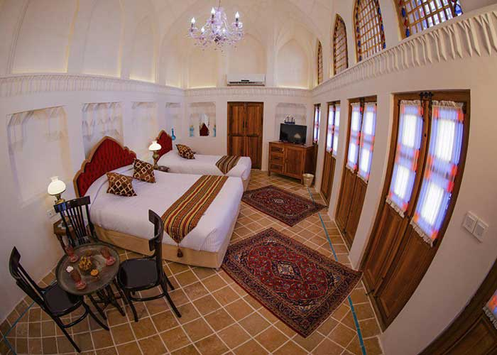 اتاق سه تخته هتل کاسیان