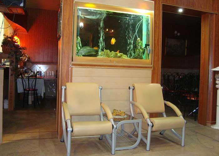 لابی هتل کاوه اصفهان