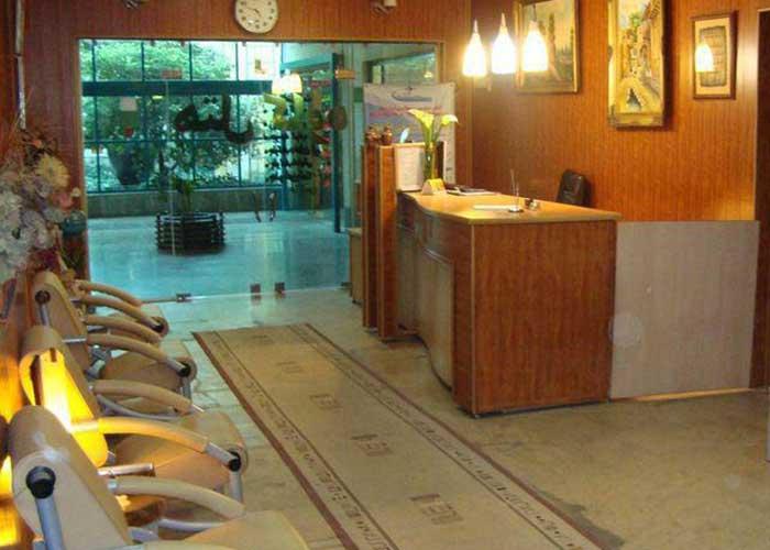 پذیرش هتل کاوه اصفهان