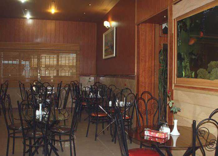 رستوران هتل کاوه اصفهان