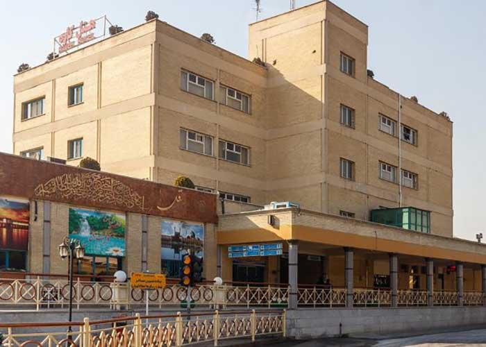 ساختمان هتل کاوه اصفهان