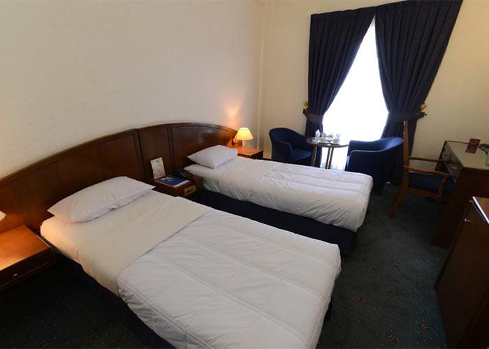 هتل جهانگردی کرمان