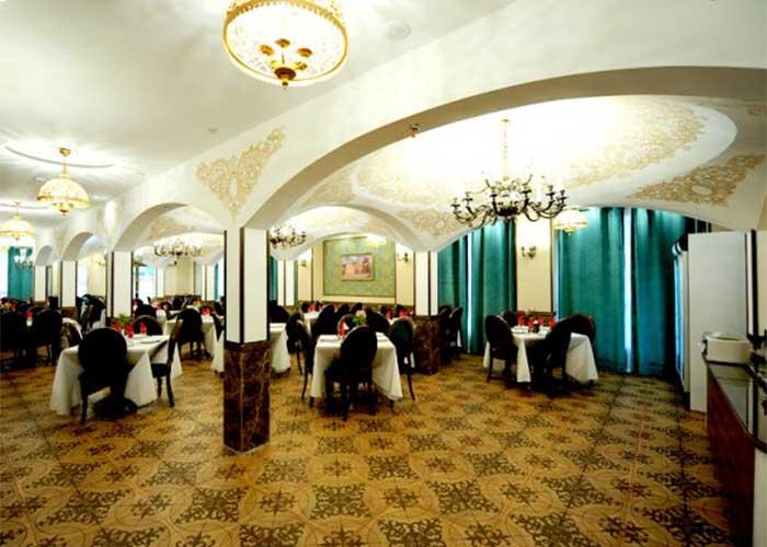 رستوران هتل خواجو