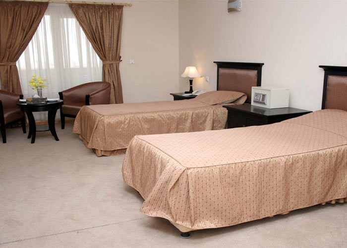 هتل خلیج فارس بندر عباس