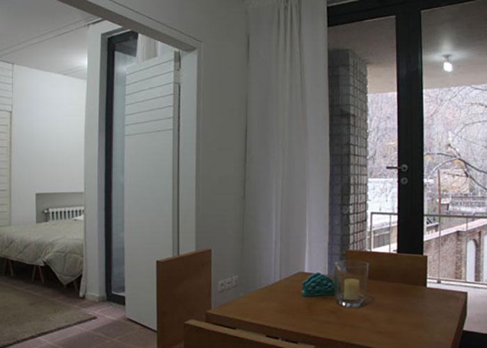هتل آپارتمان خانه پدری خوانسار