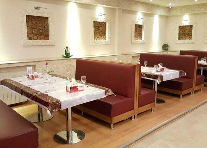 رستوران خانه رز کاشان