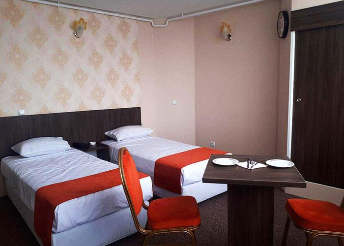 هتل آپارتمان خاتم همدان