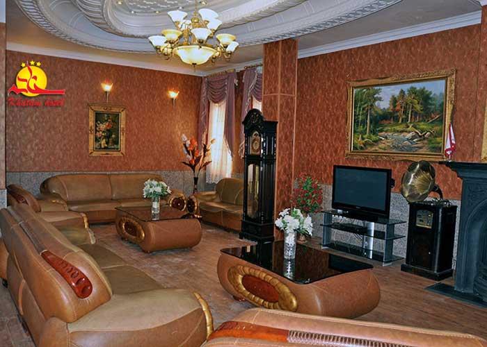 لابی هتل خاتم یزد