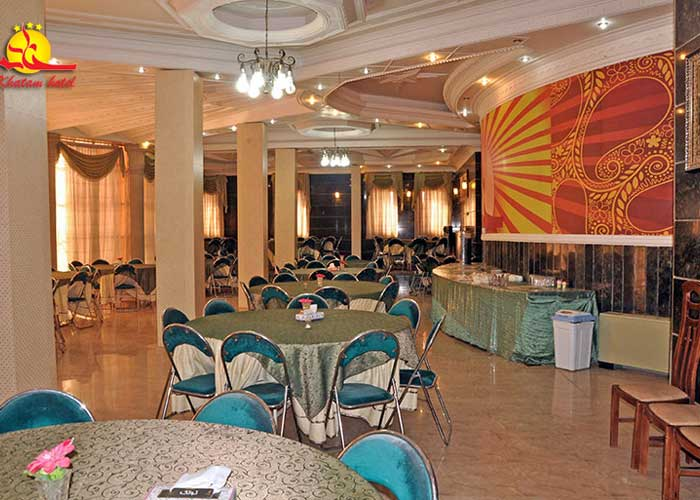 عکس رستوران هتل خاتم یزد