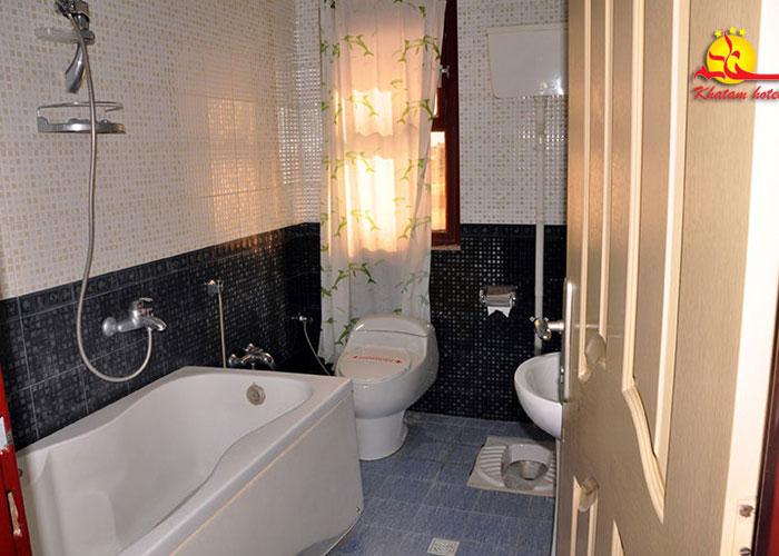 سرویس بهداشتی هتل خاتم یزد