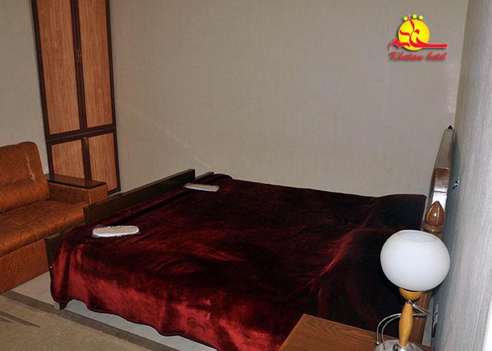تصاویر اتاق هتل خاتم