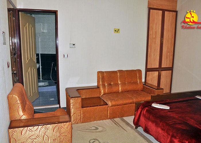 سالن اتاق هتل خاتم یزد