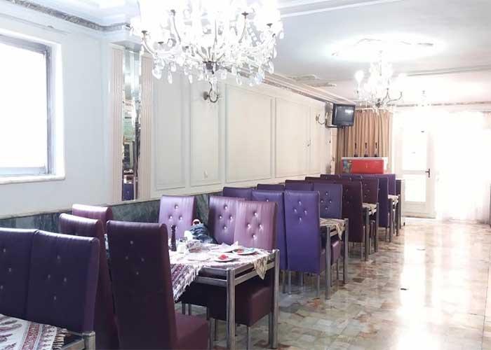 رستوران هتل خیام تهران