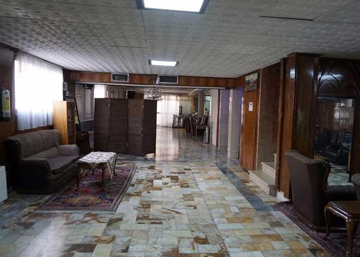 لابی هتل خیام تهران
