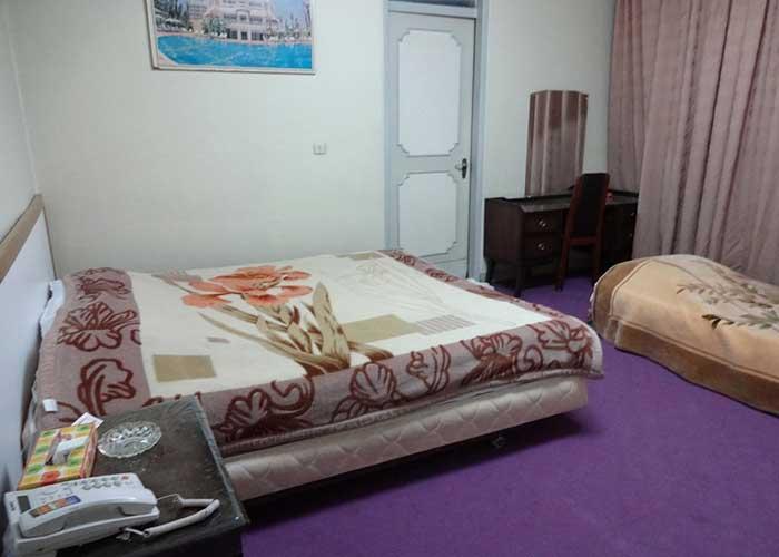 اتاق دبل هتل خیام تهران
