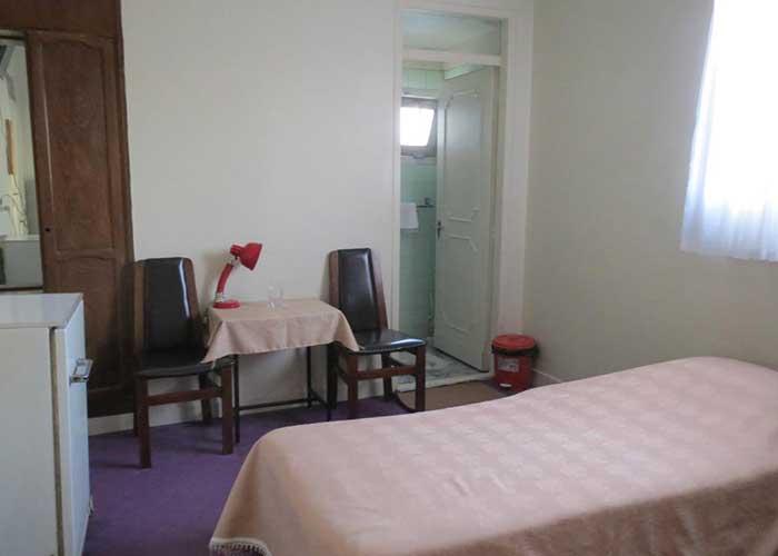 اتاق سینگل هتل خیام تهران