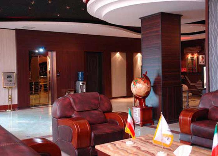 تصاویر هتل خورشید قم