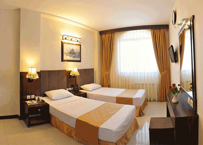 هتل کیش بافان مشهد