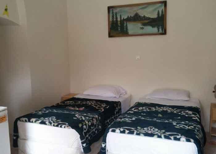 عکس اتاق هتل کهن کاشانه یزد