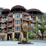 هتل کوهستان بیرجند