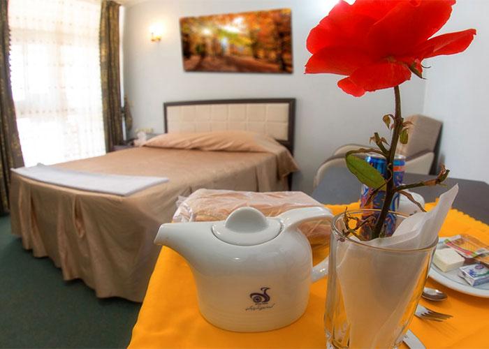 هتل جهانگردی خوی