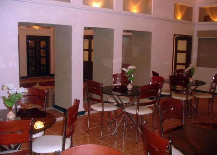 تصاویر هتل سنتی کورش یزد