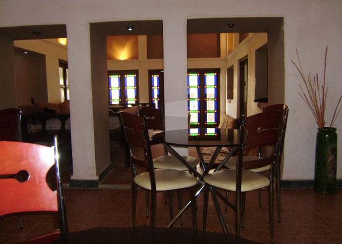 رستوران هتل سنتی کوروش یزد