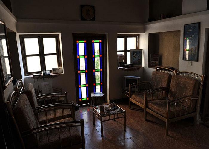 تصاویر اتاق هتل سنتی کوروش یزد