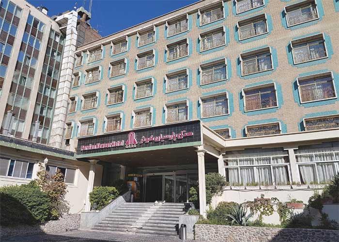 ساختمان هتل کوثر تهران