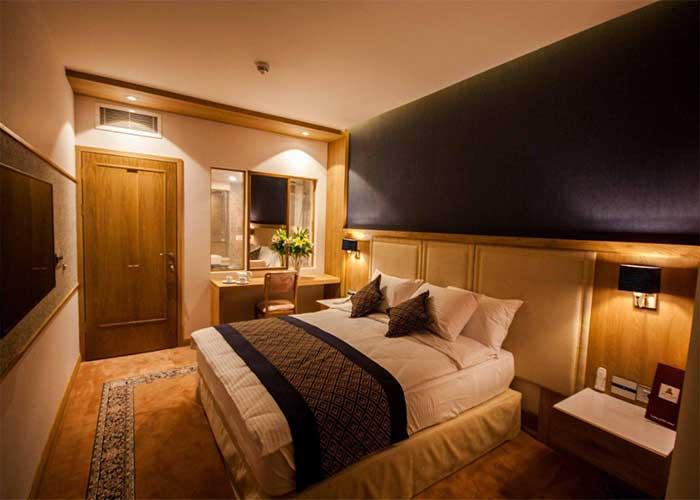 اتاق دو تخته دبل هتل کوثر تهران