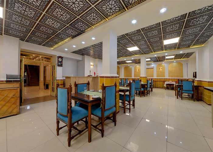 رستوران هتل کوثر تهران