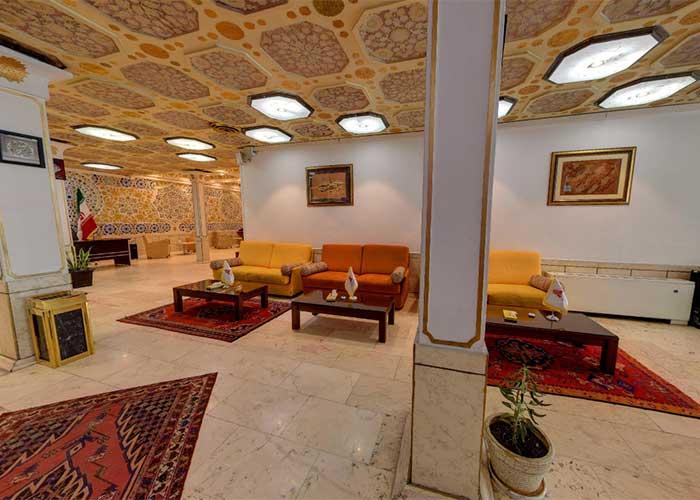 لابی هتل کوثر تهران