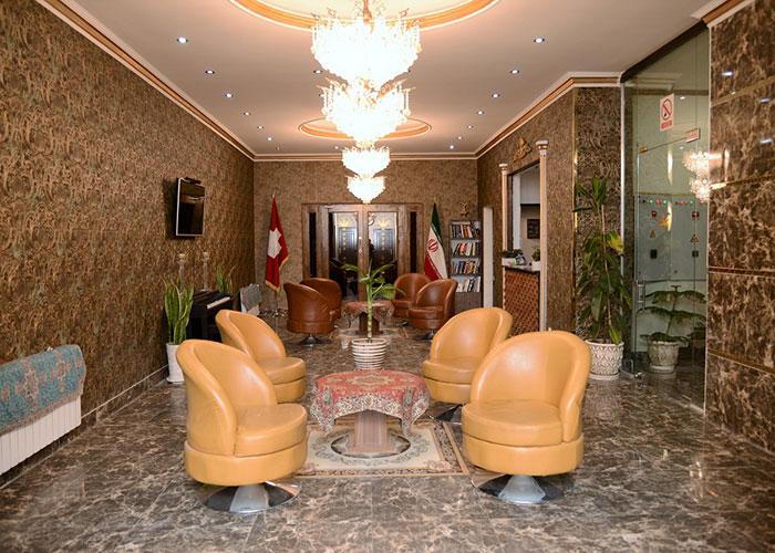هتل کوروش طالقان