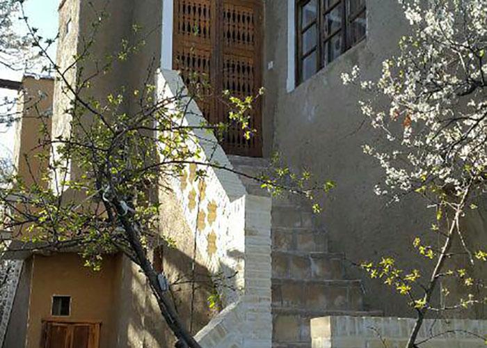 ساختمان کوشک آقا محمد قمصر