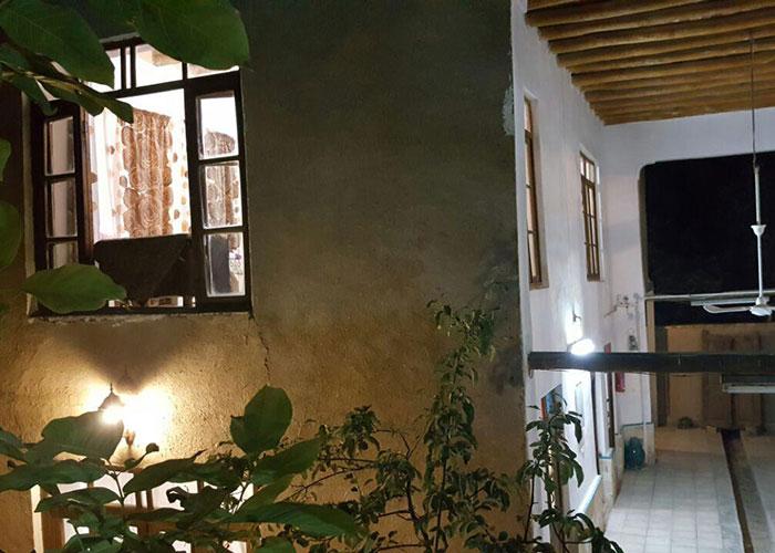 تصاویر ساختمان اقامتگاه بوم گردی کوشک آقا محمد قمصر