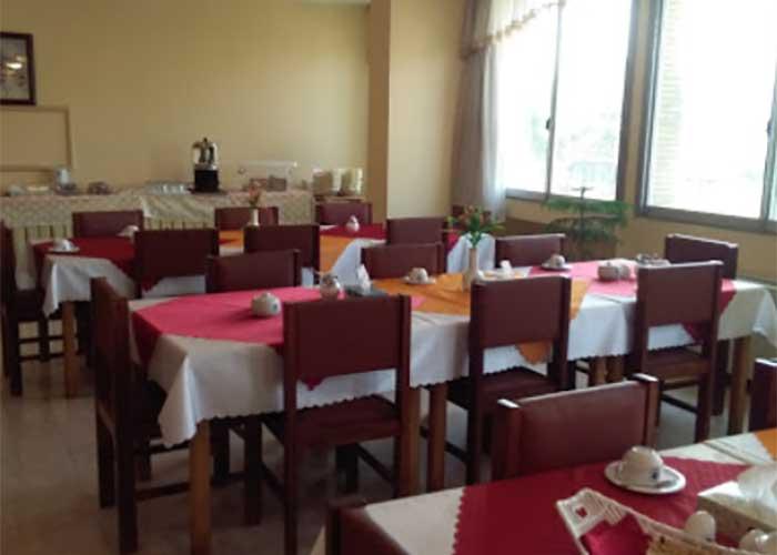 تصاویر سالن صبحانه هتل کوثر شیراز