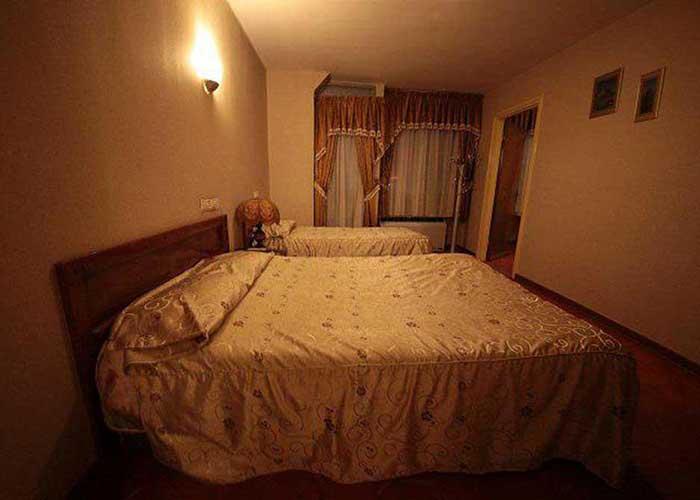 عکس اتاق هتل کوثر شیراز